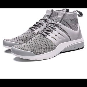 Other - Men's walking shoes athletic high top sneakers